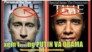 xem tướng các đời tồng thống Nga và Mỹ,xem tướng tổng thống putin ,xem tướng obama | hương tướng số