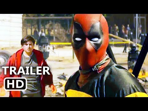 "DEADPOOL 2 ""Justin Bieber"" Trailer (NEW 2018) Ryan Reynolds Movie HD"
