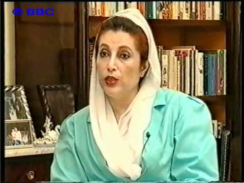 Hardtalk India Benazir Bhutto 6 7 2001