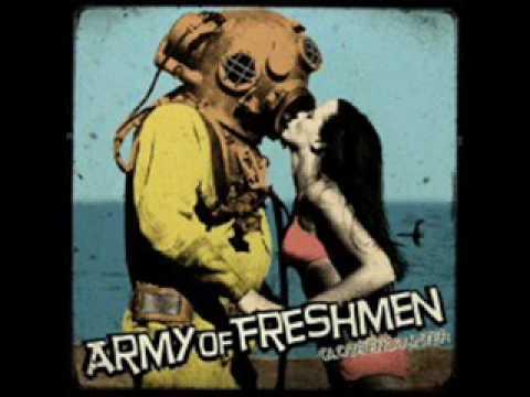 Army Of Freshmen - Save The World