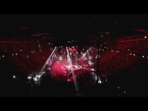 Milan 21/05/2016 - Muse - Drones world tour - Supermassive Black Hole