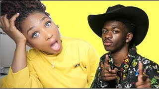 Lil Nas X - Old Town Road (feat. Billy Ray Cyrus) [Remix] REACTION