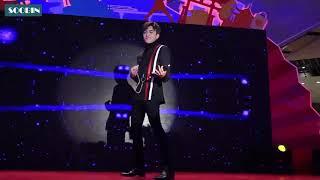 Ngày mai em đi - Soobin Hoàng Sơn - Sắc màu Nhật Bản - Aeon Mall Long Biên (03.02.2018)