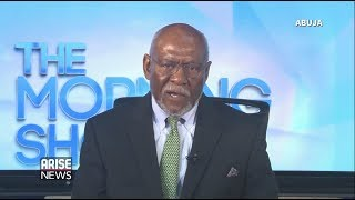 Johnnie Carson speaks on the elections, Atiku's US Visa and Obama's non-visit to Nigeria.