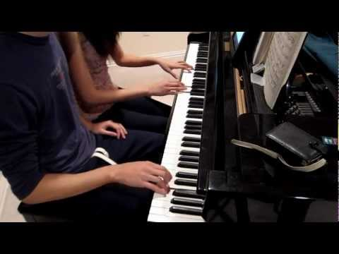 Heart And Soul - Piano Duet Cover