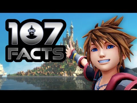 107 Kingdom Hearts III Facts YOU Should Know!   The Leaderboard