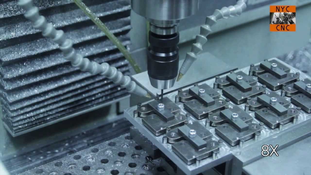 Cnc Drilling Fixture : Manufacturing at home fixture plate to machine drill