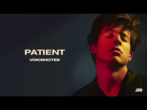 download lagu Charlie Puth - Patient [Official Audio] gratis