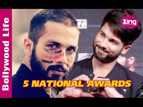 National Awards for Shahid Kapoor's 'Haider', Vishal throws party