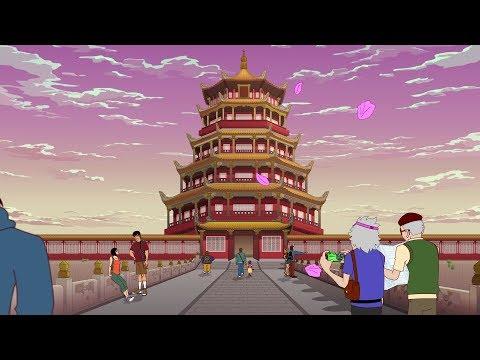 Supa Strikas - Season 4 Episode 45 - Cuju Be Loved - Soccer Adventure Series