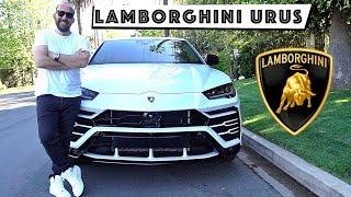 Lamborghini Urus ile Bir Gün: Kaç Para Ulan Bir Lambo?!