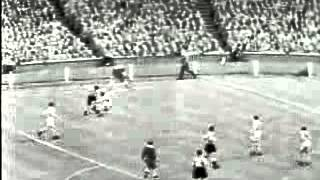 Newcastle vs Man City 1955