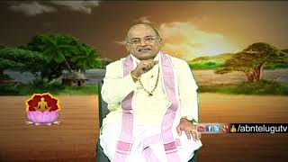 Garikapati Narasimha Rao About Money Learning | Nava Jeevana Vedam