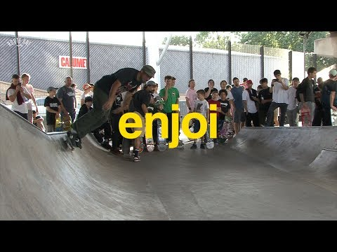 Enjoi 'Breaking Rad' Tour: Manchester