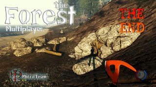 The Forest Multiplayer Co-Op - The end ft.Guscleven #เข้าถ้ำเจอสิ่งไม่คาดคิด ►MicroTeam◄