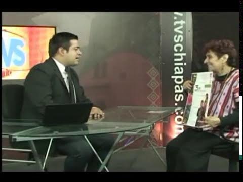 TVS Chiapas.- Invitan a 3ra pasarela de trajes estilizados Chiapa de Corzo, Chiapas