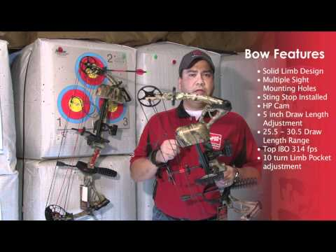 2012 PSE Stinger 3G vs Brute X - Q & A with PSE's Bobby V
