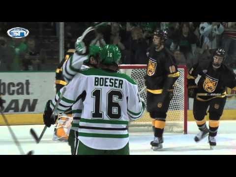 North Dakota Hockey Post Game Wrap. 3/11/16