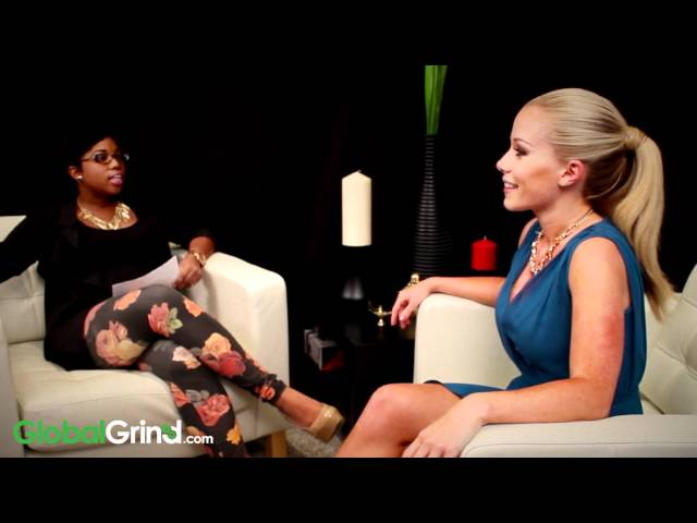 Kendra Wilkinson Reveals What She Likes Most About Black Men!