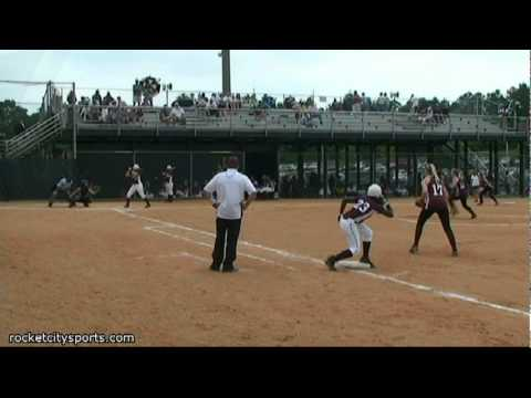 NORTH REGIONAL SOFTBALL WEST MORGAN VS MADISON ACADEMY