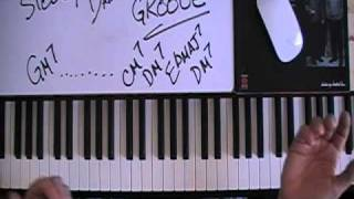 Steely Dan Do it Again  Piano Tutorial lesson how to play