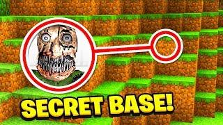 Minecraft: We Found BALDI BASICS NIGHTMARE SECRET BASE! (Ps3/Xbox360/PS4/XboxOne/PE/MCPE)