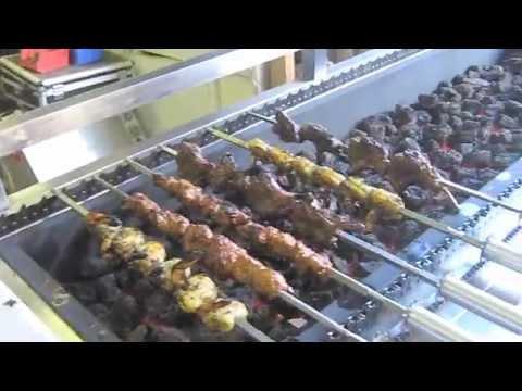 Shish Kebab Maker Shish Kebab Grill