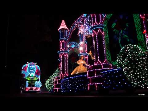 [HD] Tokyo Disneyland - Electrical Parade Dream Lights 2011