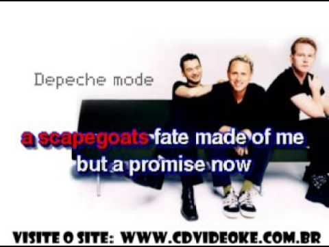 Depeche Mode   Walking In My Shoes