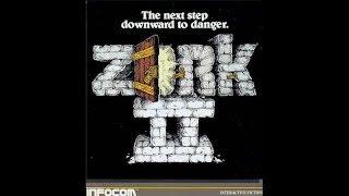 Zork II walkthrough (Apple II - Infocom)