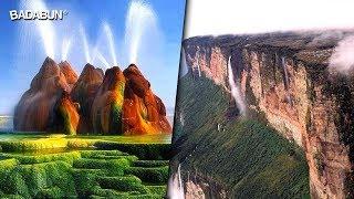 15 lugares mágicos que parecen de otro mundo