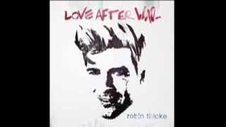 Watch Robin Thicke What Would I Be video
