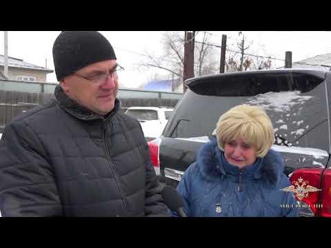 На оренбургской границе задержан угнанный Toyota Land Cruiser