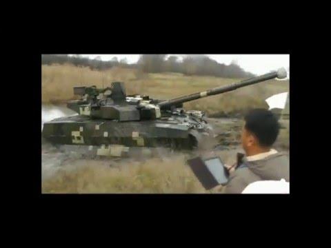 Танк Т-84 БМ Оплот КРАСАУЧЕГ