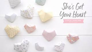 Little Lamb Baby Girl Paper Pack by Creative Memories