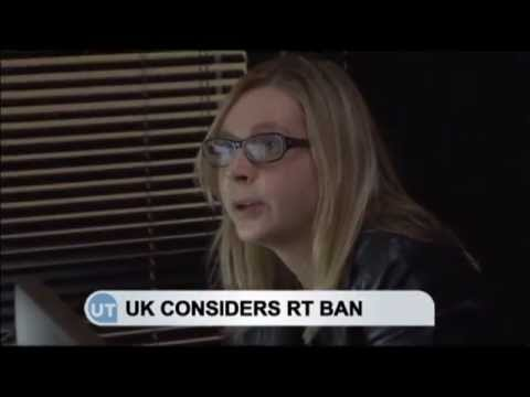 Russia Today Slammed by UK Media Regulator: Ofcom may ban RT over biased Ukraine reporting