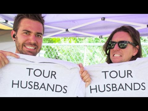 TOUR HUSBANDS!