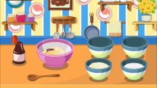 Chocolate Banana Muffins gameplay-Cooking Games-Girls Games