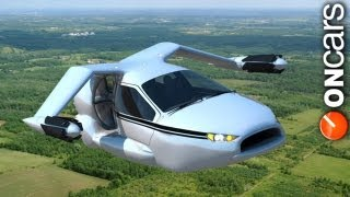 Terrafugia TF-X Flying Car car announced