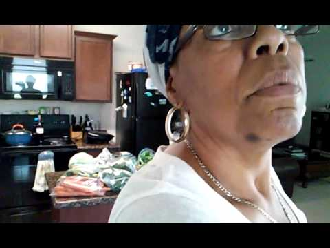 56 Year Old Yashar'alite Woman's Raw Food Eating Journey to Health and Healing (9-4-14)