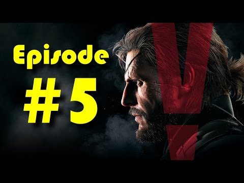 The Daily JAM - Metal Gear Solid 5: The Phantom Pain - Ep. #5: Just POP It In