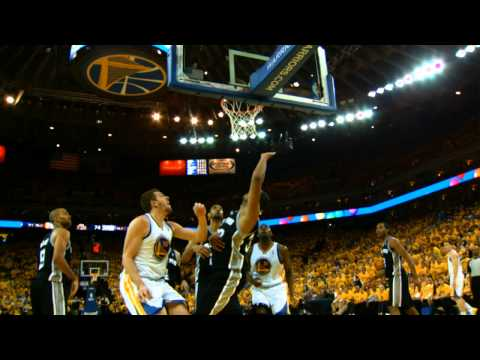 Phantom: Stephen Curry Sets Up David Lee