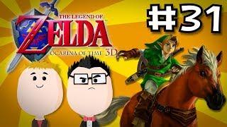 Zelda: Ocarina of Time 3D #31   LÅT OSS SPELA