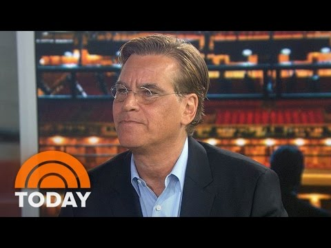 Aaron Sorkin On 'Steve Jobs' Controversy: 'It's My Job To Be Subjective' | TODAY