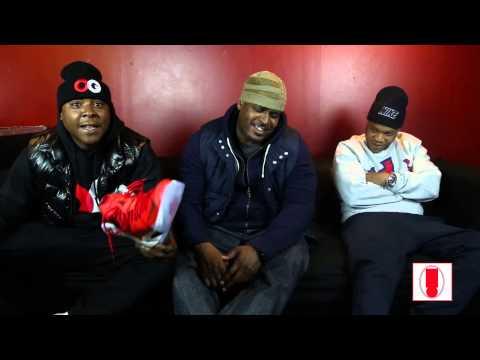 Jadakiss Talks About Nike LeBron 12