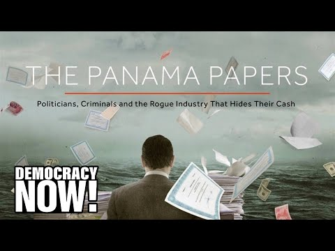 Panama Papers: World Leaders from Iceland to Argentina Exposed in Massive Tax Evasion Scheme