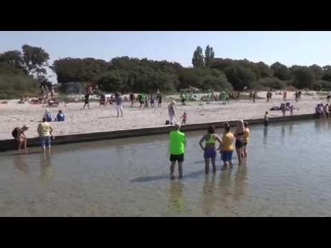 Strandhåndbold på Hestehovedet i Nakskov