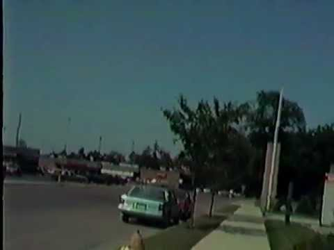 Tour of Downtown Faribault, MN - May 1987
