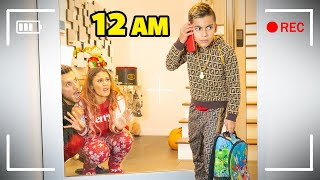 Our Son LEFT THE HOUSE at 12AM! WE CAN'T FIND HIM!... | The Royalty Family
