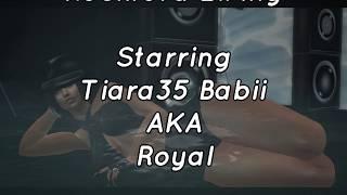 Second Life Tribute To Rihanna Umbrella Starring Tiara35 Babii